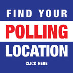 Find Your Polling Location!